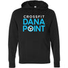 CrossFit Dana Point - 100 - Standard - Independent - Hooded Pullover Sweatshirt