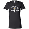 CrossFit Wig Wag - 100 - Standard - Bella + Canvas - Women's The Favorite Tee