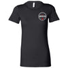 CrossFit Never Broken - 100 - Pocket - Bella + Canvas - Women's The Favorite Tee