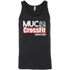 CrossFit MUC - 100 - Standard - Bella + Canvas - Men's Jersey Tank