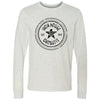 Iron House CrossFit - 100 - Standard - Bella + Canvas 3501 - Men's Long Sleeve Jersey Tee