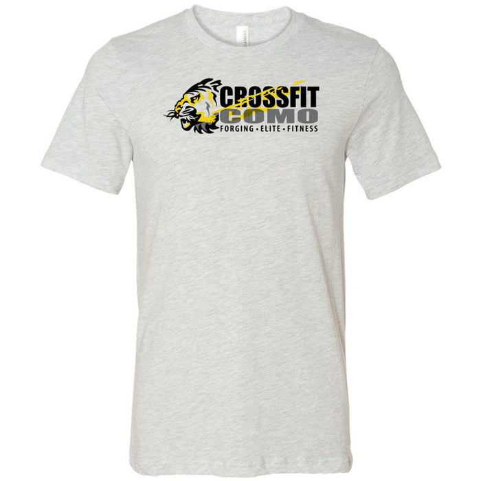 CrossFit Como - 100 - Standard - Bella + Canvas - Men's Short Sleeve Jersey Tee