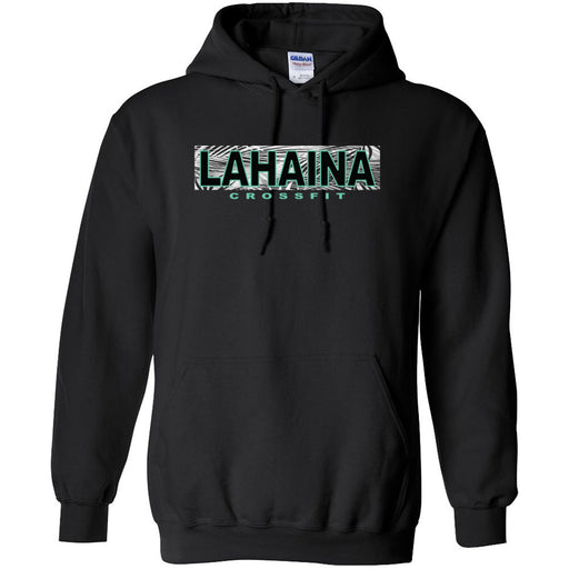 Lahaina CrossFit - 100 - Hawaii Teal - Gildan - Heavy Blend Hooded Sweatshirt