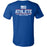 CrossFit Oahu - 200 - Fittest - Bella + Canvas - Men's Short Sleeve Jersey Tee