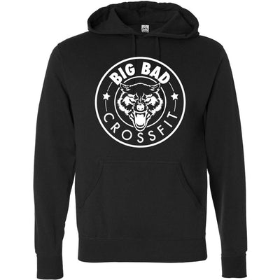 Big Bad CrossFit - 201 - Wolves - Independent - Hooded Pullover Sweatshirt