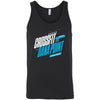 CrossFit Dana Point - 100 - 2020 Open 20.1 - Bella + Canvas - Men's Jersey Tank