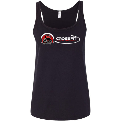 CrossFit Elation - 100 - Two Color - Bella + Canvas - Women's Relaxed Jersey Tank