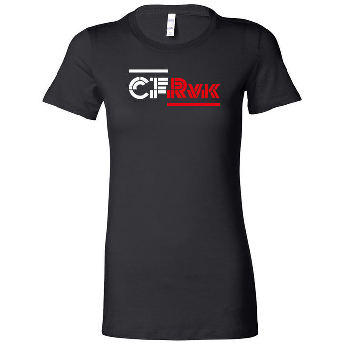 CrossFit Reykjavík - 200 - Icon - Bella + Canvas - Women's The Favorite Tee