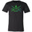 G-Theory CrossFit - 100 - Standard Gradient - Bella + Canvas - Men's Short Sleeve Jersey Tee