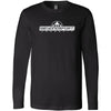 CrossFit Beyond Sport - 100 - One Color - Bella + Canvas 3501 - Men's Long Sleeve Jersey Tee