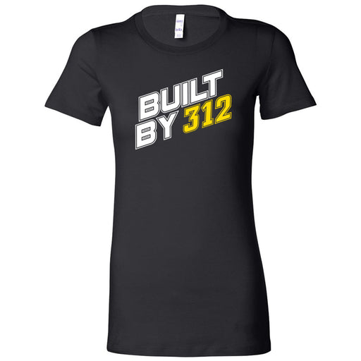 CrossFit 312 - 200 - Built By 312 - Bella + Canvas - Women's The Favorite Tee