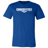 CrossFit North Phoenix - 100 - 1 Sided Print - Bella + Canvas - Men's Short Sleeve Jersey Tee