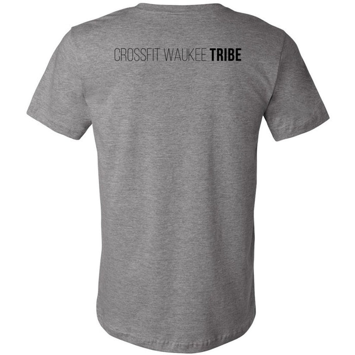 CrossFit Waukee - 200 - Tribe - Bella + Canvas - Men's Short Sleeve Jersey Tee