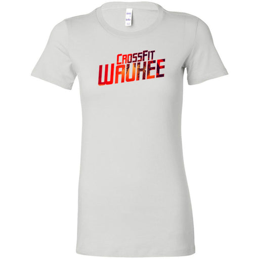 CrossFit Waukee - 100 - Summer - Bella + Canvas - Women's The Favorite Tee