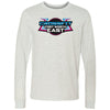 CrossFit Fort Worth East - 100 - Standard - Bella + Canvas 3501 - Men's Long Sleeve Jersey Tee