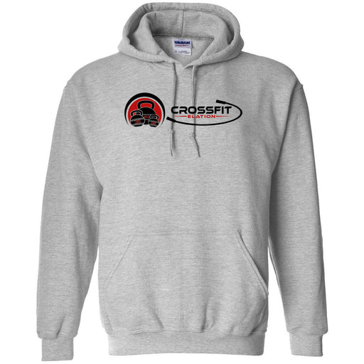 CrossFit Elation - 100 - Two Color - Gildan - Heavy Blend Hooded Sweatshirt
