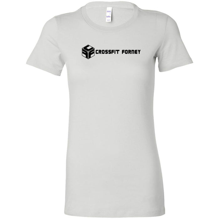CrossFit Forney - Standard - Bella + Canvas - Women's The Favorite Tee