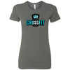 Carriage House CrossFit - 100 - Colored - Bella + Canvas - Women's The Favorite Tee