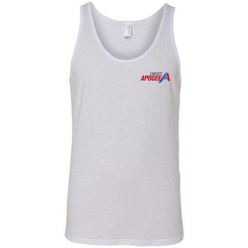 Crossfit Apogee - 100 - Pocket - Bella + Canvas - Men's Jersey Tank