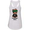 CrossFit Forest - 100 - We Are Forest Groot - Next Level - Women's Ideal Racerback Tank