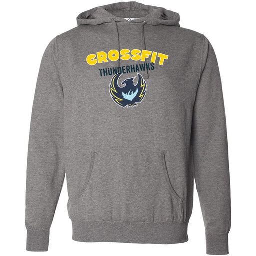 CrossFit ThunderHawk - 100 - ThunderHawks - Independent - Hooded Pullover Sweatshirt