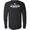 CrossFit River Prairie - 202 - Left - Bella + Canvas 3501 - Men's Long Sleeve Jersey Tee
