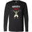 CrossFit Inua - 100 - Barbell - Bella + Canvas 3501 - Men's Long Sleeve Jersey Tee