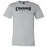 Crusher CrossFit - 100 - One Color - Bella + Canvas - Men's Short Sleeve Jersey Tee