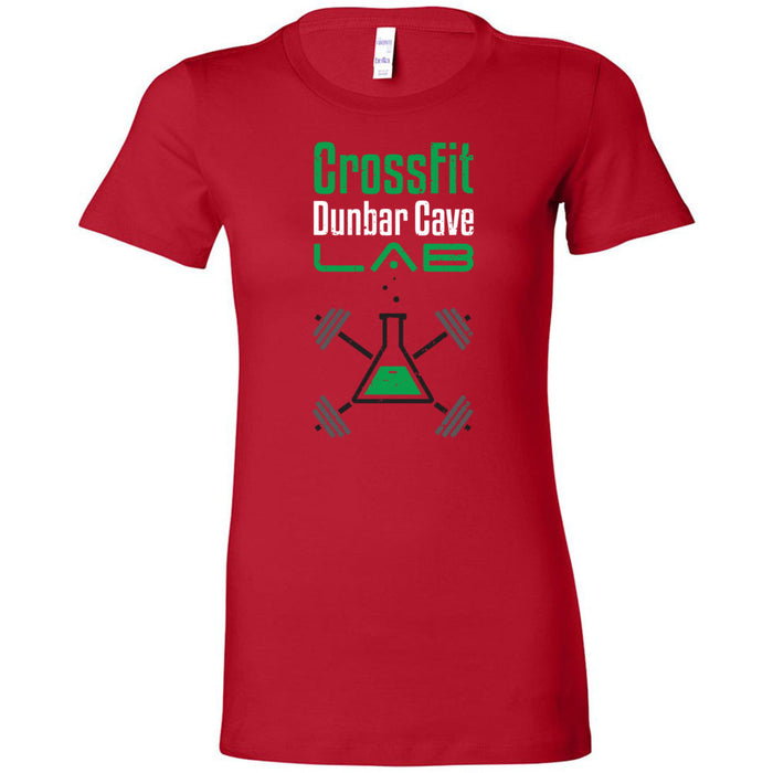 CrossFit Dunbar - 100 - Standard - Bella + Canvas - Women's The Favorite Tee