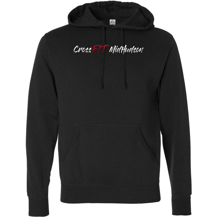 CrossFit Mid Hudson - Graffiti - Independent - Hooded Pullover Sweatshirt