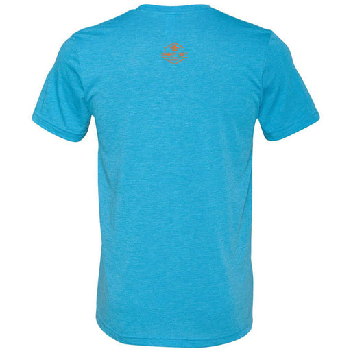 Derby City CrossFit - 200 - Nirvana Orange - Bella + Canvas - Men's Triblend Short Sleeve Tee