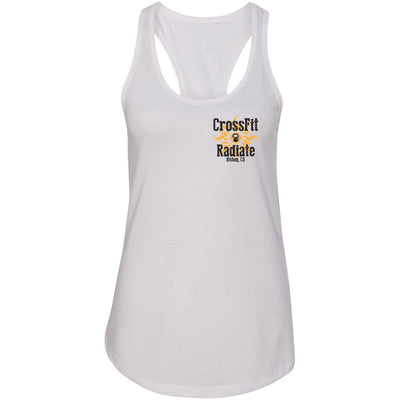 CrossFit Radiate - 100 - Standard - Next Level - Women's Ideal Racerback Tank