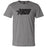 Muskegon CrossFit - 100 - Star - Bella + Canvas - Men's Short Sleeve Jersey Tee