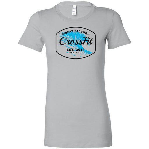 Sweat Factory CrossFit - Rockledge - 100 - KK4 - Bella + Canvas - Women's The Favorite Tee