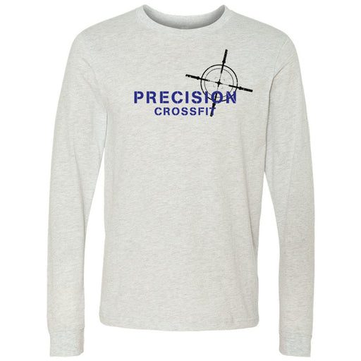 Precision CrossFit - 202 - Precision - Bella + Canvas 3501 - Men's Long Sleeve Jersey Tee