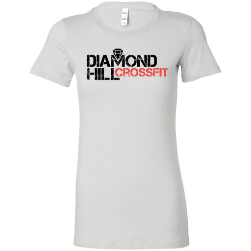 Diamond Hill CrossFit - 100 - Standard - Bella + Canvas - Women's The Favorite Tee