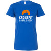 CrossFit Castle Rock - 100 - Standard - Bella + Canvas - Women's The Favorite Tee