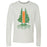 CrossFit Forest - 100 - Split - Bella + Canvas 3501 - Men's Long Sleeve Jersey Tee