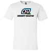 CrossFit Decatur - 100 - Kids - Bella + Canvas - Men's Short Sleeve Jersey Tee
