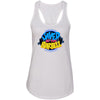 CrossFit Foundation - Saved By The Barbell - Next Level - Women's Ideal Racerback Tank