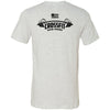 CrossFit River Prairie - 200 - Left - Bella + Canvas - Men's Short Sleeve Jersey Tee
