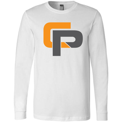 CrossFit Perryville - 202 - CP - Bella + Canvas 3501 - Men's Long Sleeve Jersey Tee