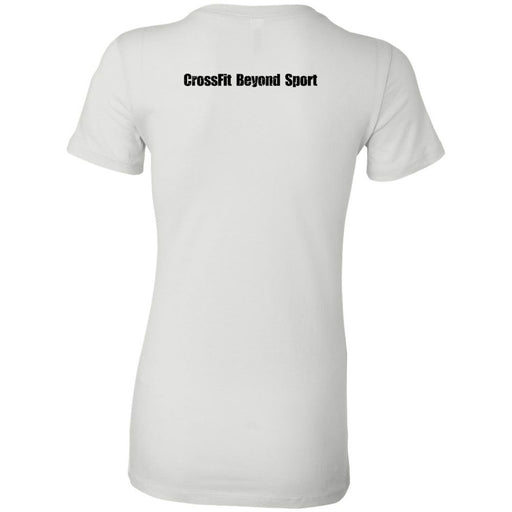 CrossFit Beyond Sport - 200 - Tae Kwon Do - Bella + Canvas - Women's The Favorite Tee