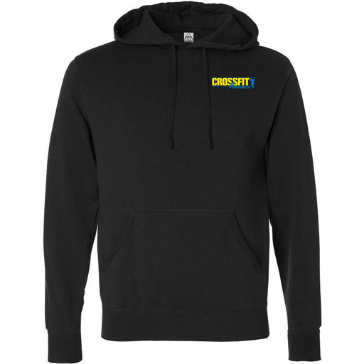 CrossFit Parramatta - 100 -  Pocket - Independent - Hooded Pullover Sweatshirt