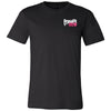 Crossfit 1926 - 200 - Breast Cancer Awareness - Bella + Canvas - Men's Short Sleeve Jersey Tee