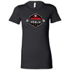 CrossFit Visalia - 100 - Barbell - Bella + Canvas - Women's The Favorite Tee