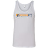 CrossFit Perryville - 100 - Standard - Bella + Canvas - Men's Jersey Tank