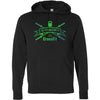 G-Theory CrossFit - 100 - Standard Gradient - Independent - Hooded Pullover Sweatshirt