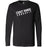 Coast Range CrossFit - 100 - Slant - Bella + Canvas 3501 - Men's Long Sleeve Jersey Tee