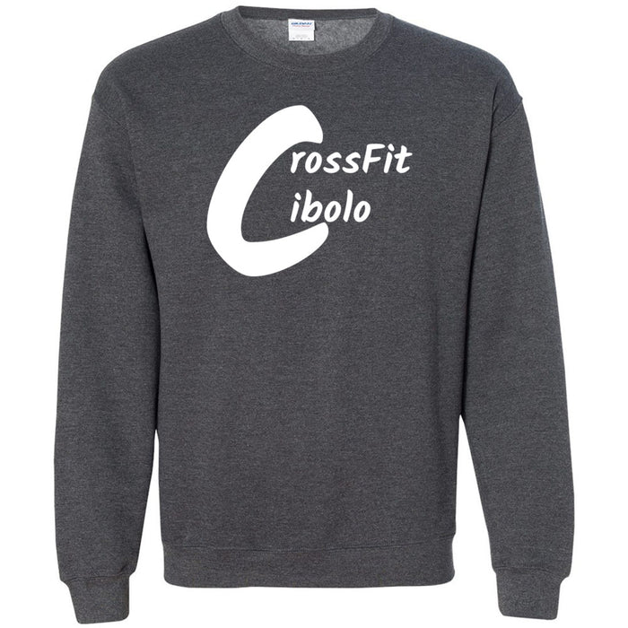 CrossFit Cibolo - 100 - One Color - Gildan - Heavy Blend Crewneck Sweatshirt